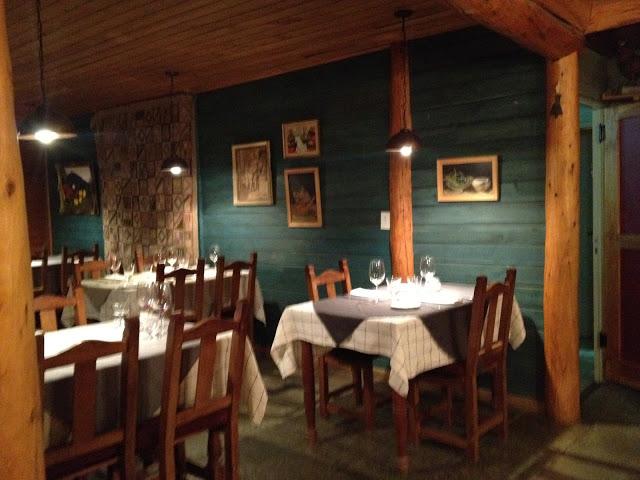 Restaurantes em bariloche silvia braz for Modelos de restaurantes