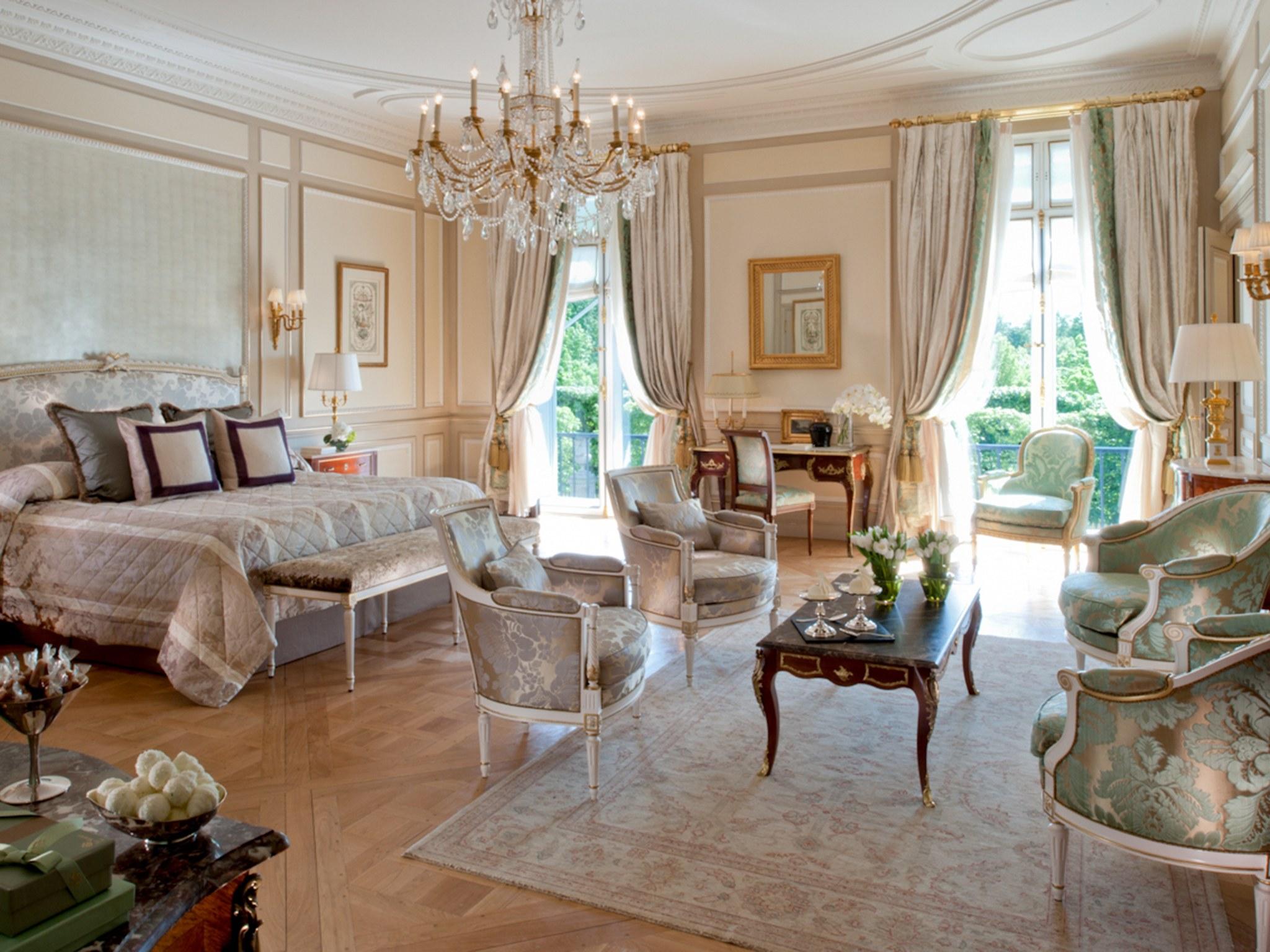 Le Meurice Paris Haute Couture Silvia Braz