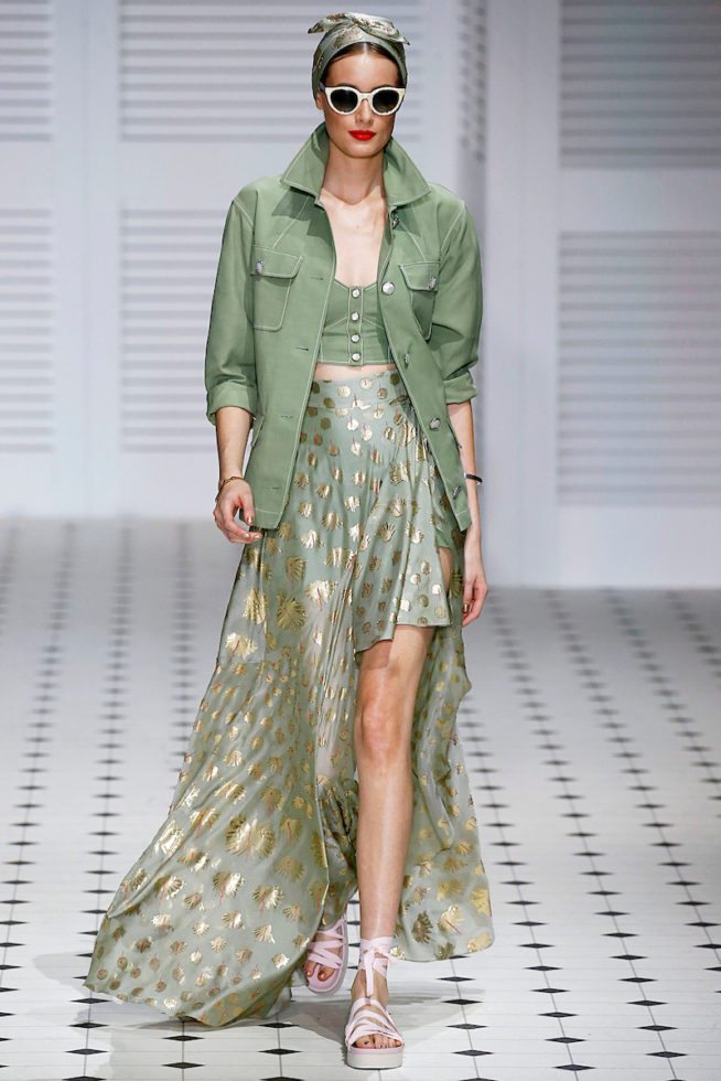 Temperley London Londres - Verao 2018 foto: FOTOSITE